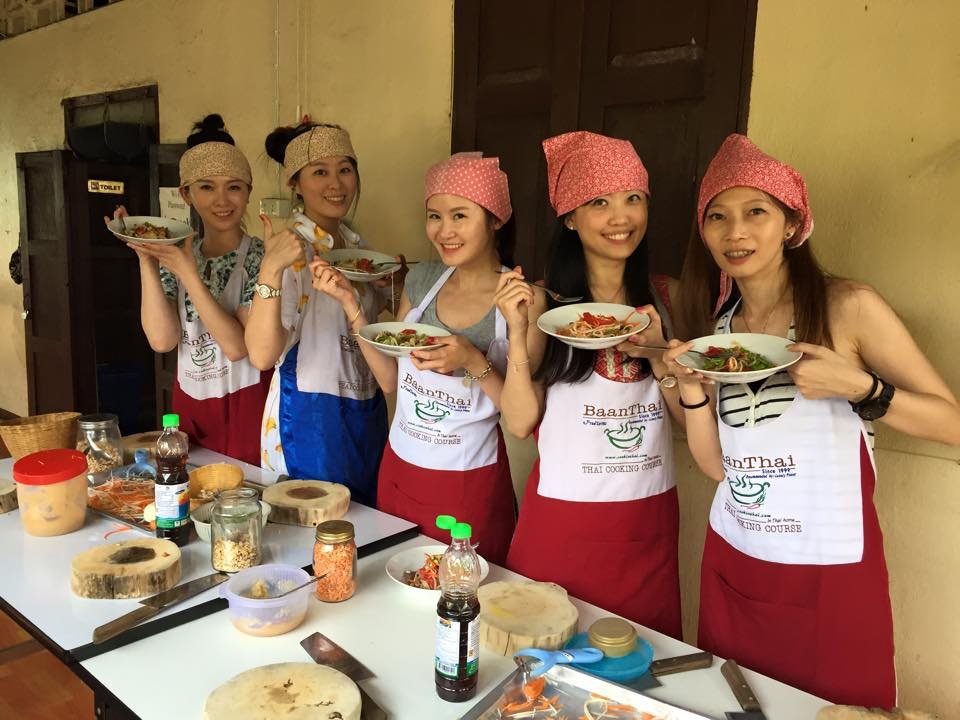 Baan Thai Cooking School 3