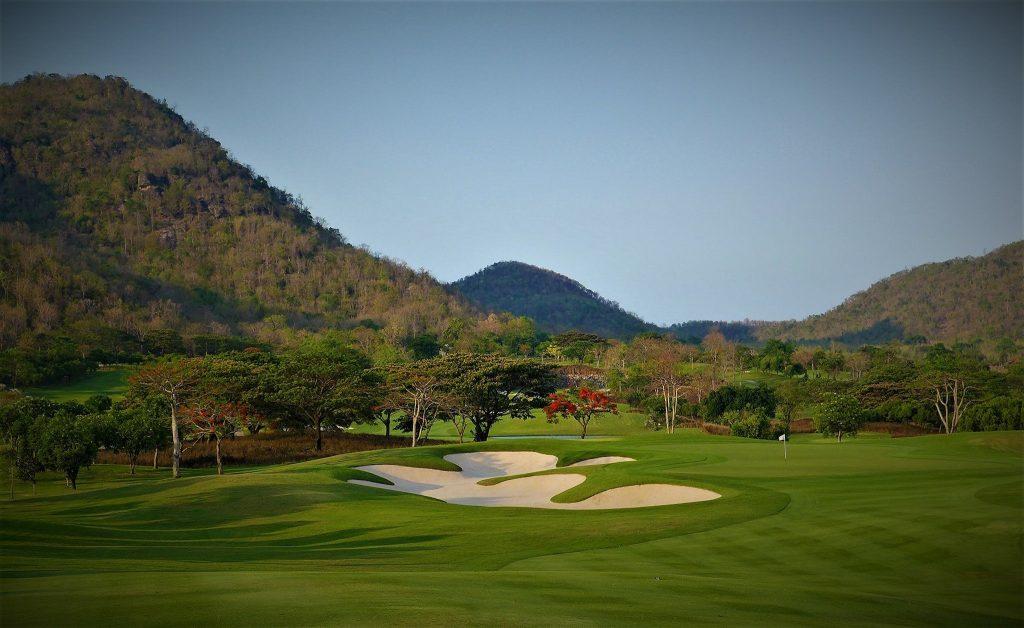 Black Mountain golf course 1