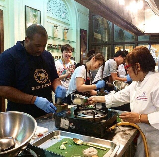 Blue Elephant Cooking School 1