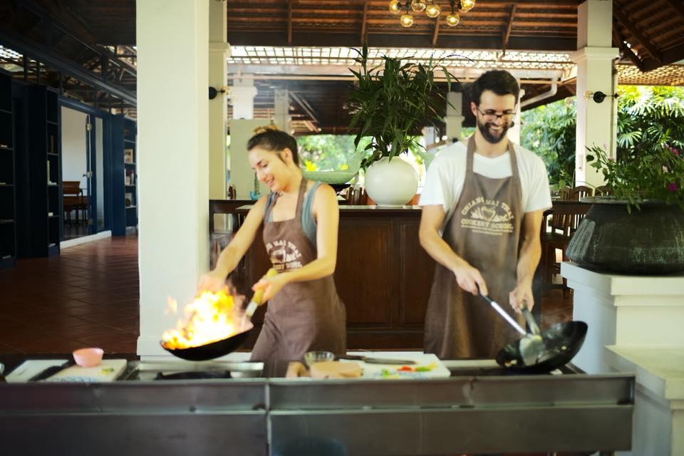 Chiang Mai Thai Cookery School 1