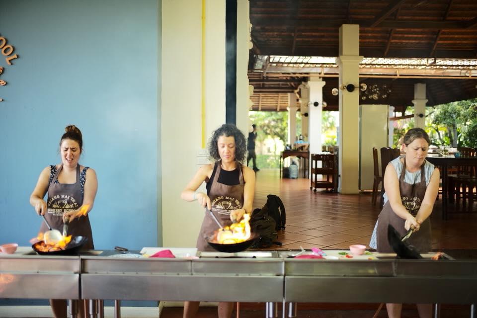 Chiang Mai Thai Cookery School 3
