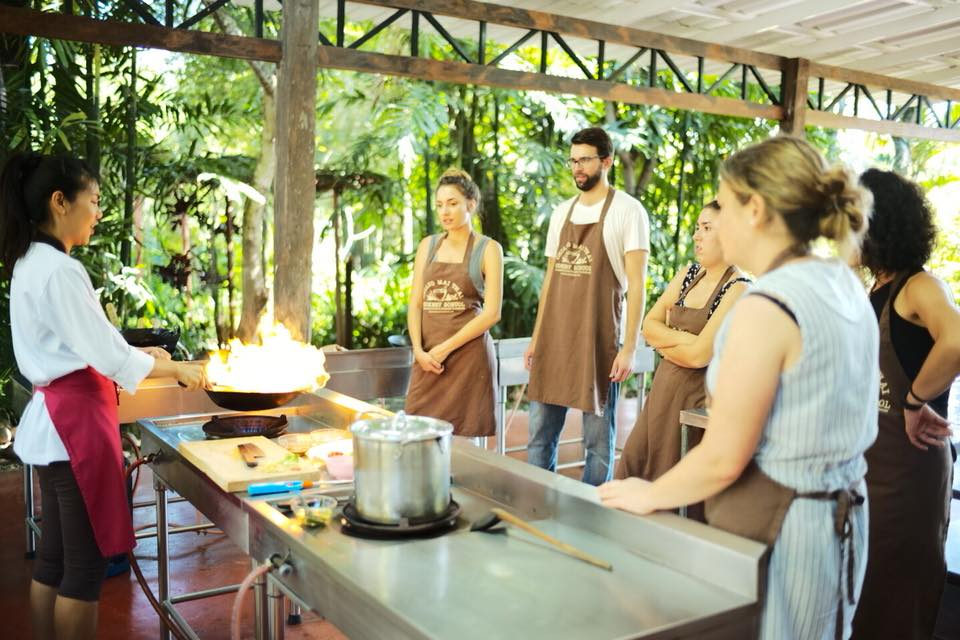 Chiang Mai Thai Cookery School 4