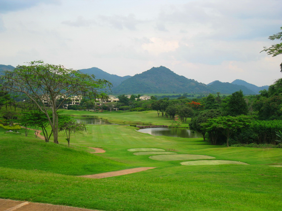 Forest Hill golf course 1