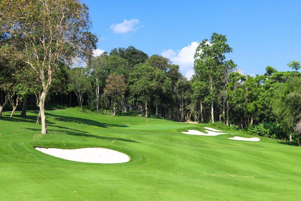 Laem Chabang golf course
