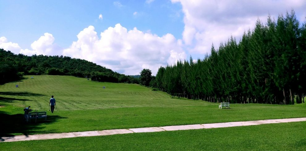 Palm Hills golf course 1