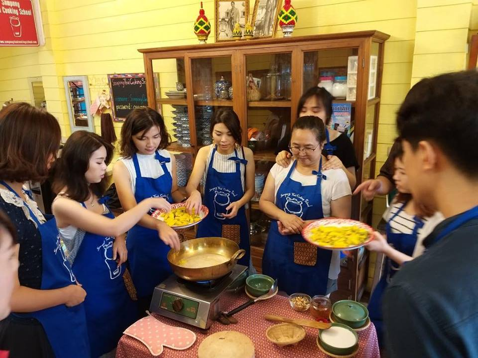 Somphong Thai Cooking School 2