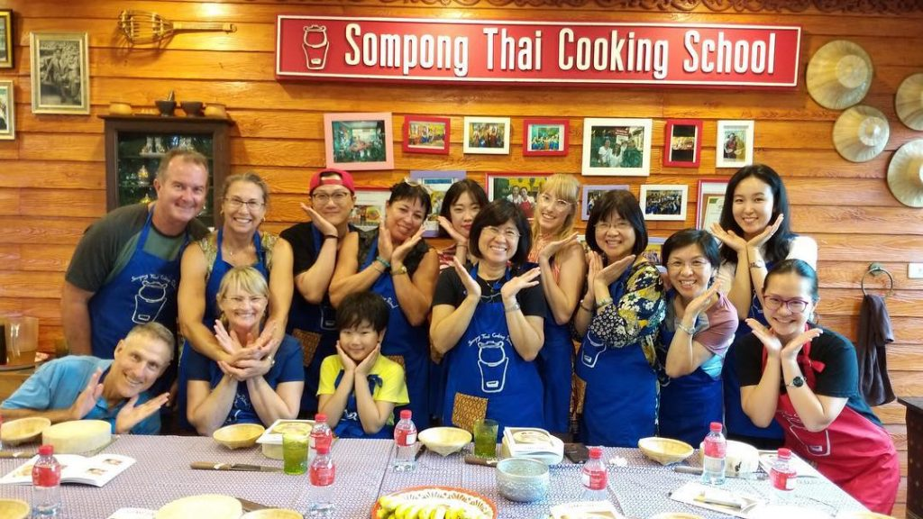 Somphong Thai Cooking School 3