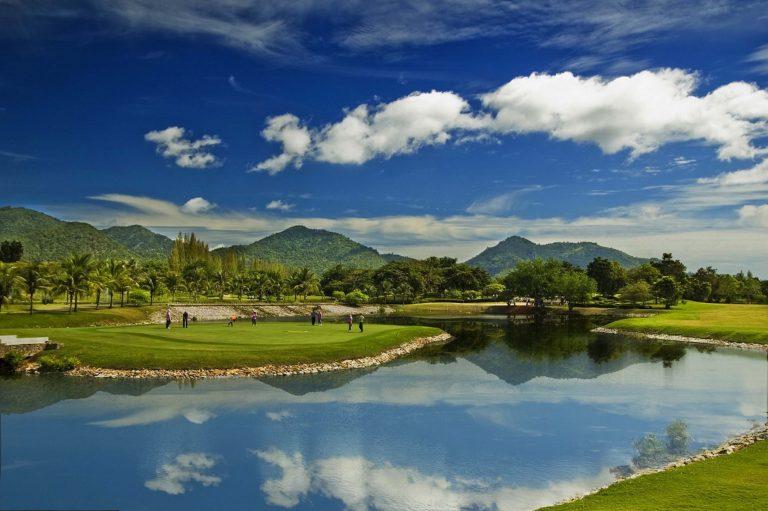 Springfield Royal golf course 1