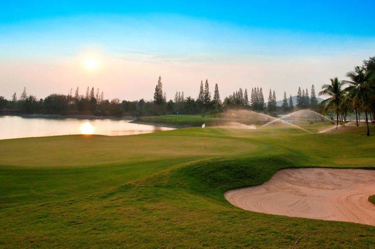 Springfield Royal golf course 3