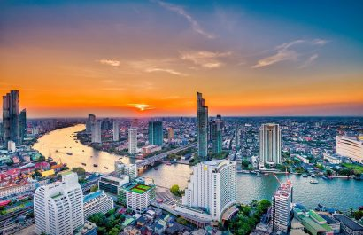 Thailand ranked number one on the Global COVID-19 Recovery Index