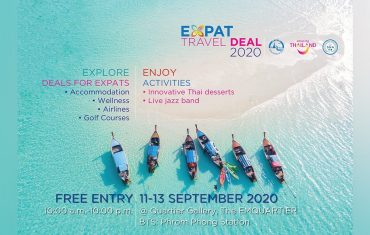 New Travel Plan Highlights for Expats living in Thailand by TAT