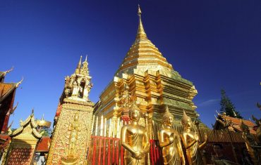 Condé Nast Traveller Readers rate Thailand to be their top 20 best countries in the world