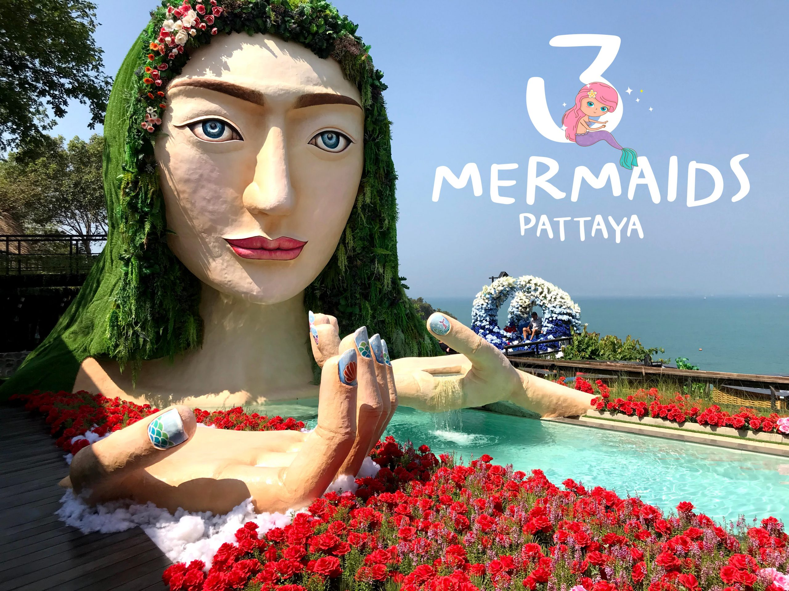 3 Mermaids คาเฟ่นางเงือก > Orbit Tours Thailand